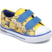 Minions Erve Çok Renkli Erkek Çocuk Sneaker Ayakkabı