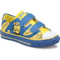 Minions Erve Mavi Erkek Çocuk Sneaker Ayakkabı