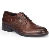 Mercedes Arsen Kahverengi Erkek Deri Ayakkabı