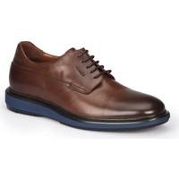 Mercedes Stanı Kahverengi Erkek Deri Ayakkabı