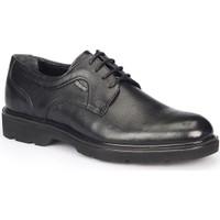 Mercedes Myron Siyah Erkek Deri Ayakkabı
