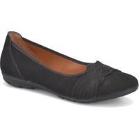Travel Soft Trv1021 Siyah Kadın Babet Ayakkabı