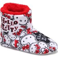 Hello Kitty 90048 Kf Beyaz Kız Çocuk Panduf