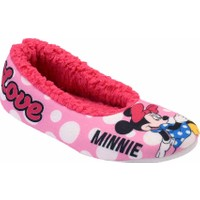 Mickey Mouse 90080 Fk Pembe Kız Çocuk Panduf