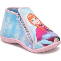 Frozen 90129 Pk Mavi Kız Çocuk Panduf