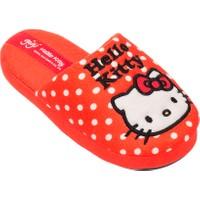 Hello Kitty 71148 Fk Kırmızı Kız Çocuk Terlik