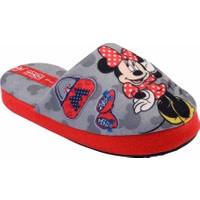 Mickey Mouse 71924 Fk Gri Kız Çocuk Terlik