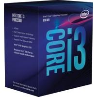 Intel Core i3-8100 3.60 GHz LGA1151 İşlemci