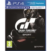 Ps4 Gran Turismo Sport Day One Edition (Sony Eurasia)