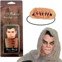 KullanAtMarket Halloween Agiz Dikis Izi Efekti
