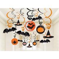 KullanAtMarket Halloween Yarasa Süs Dalgası