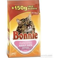 Bonnie Cocktail Karışık Kedi Maması 500 Gr