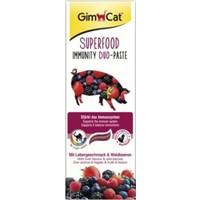 Gimcat Süper Food Immunity Duo Paste Orman Meyveli Kedi Macunu 50 gr