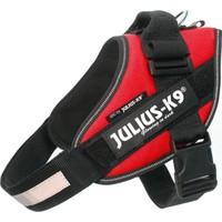 Julıus-K9 16Idc-R-0 Idc-Göğüs Tasması Beden: 0 Kırmızı