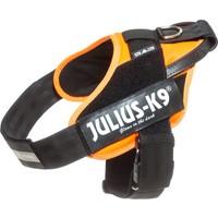 Julıus-K9 16Stealth-For-1 Idc-Göğüs Tasması Beden: 1 Fosforlu Portakal