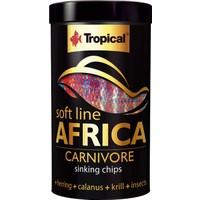 Tropical Soft Line Africa Carnivore Chips 250ml 130gr