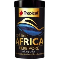 Tropical Soft Line Africa Herbivore Chips 250ml 130gr