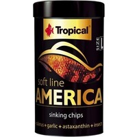 Tropical Soft Line America Large Chips 250ml 130gr