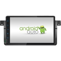Bmw E46 3 SERISI Multimedya Dvd Navigasyon Kamera Android