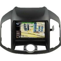 Chevrolet Yeni Captiva Multimedya Dvd Navigasyon Kamera Bluetooth Televizyon