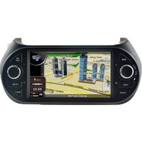 Fiat Fierino-Bipper-Nemo Multimedya Navigasyon Kamera Bluetooth Android