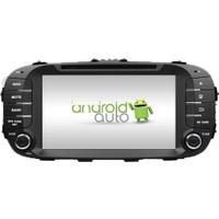 Kia Soul 2014 Multimedya Navigasyon Kamera Bluetooth Televizyon Android