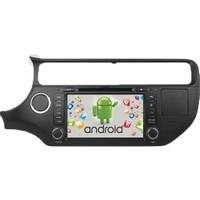 Kia Rio 2015 Multimedya Navigasyon Kamera Bluetooth Android