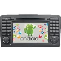 Mercedes Ml Serisi Android Multimedya Kamera Bluetooth
