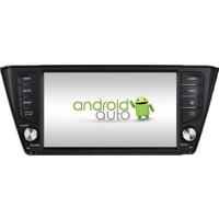 Skoda Fabia 2015 - 2017 Navigasyon Kamera Bluetooth