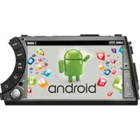 Ssangyong Actıon Android Multimeya Navigasyon Kamera Bluetooth