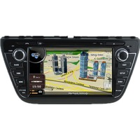 Suzuki Cross 2014 Multimedya Navigasyon Kamera Bluetooth TElevizyon