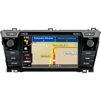 Toyota Corolla Multimedya Navigasyon Kamera Bluetooth