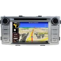 Toyota Hilux Multimedya Navigasyon Kamera Bluetooth Televizyon