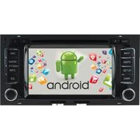 Volkswagen Touareg Android Kamera Bluetooth Multimedya Navigasyon