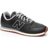 New Balance 373 Erkek Siyah Sneaker Ml373Bla.1