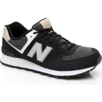 New Balance 574 Erkek Siyah Sneaker Ml574Vaı.1