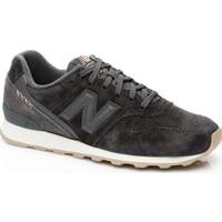 New Balance 996 Kadın Gri Sneaker Wr996By.30