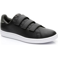 Puma Smash Velcro Erkek Siyah Sneaker 363723.02