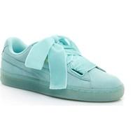 Puma Suede Heart Kadın Mavi Sneaker 363229.01
