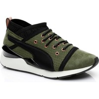 Puma Pearl Kadın Yeşil Sneaker 364154.01