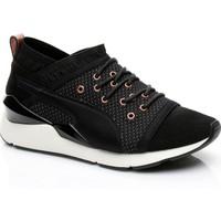 Puma Pearl Kadın Siyah Sneaker 364154.02