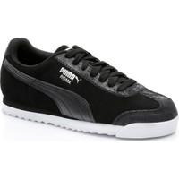 Puma Roma Classic Kadın Siyah Sneaker 364142.03
