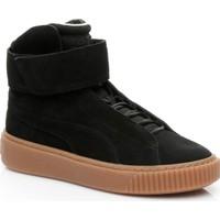 Puma Platform Mid Kadın Yeşil Sneaker 364588.01