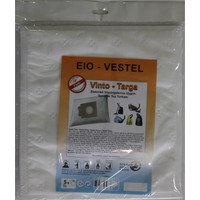 Vestel Vivo Elektrikli Süpürgeye Uygun Sentetik Toz Torbası