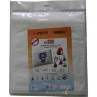 Beko BKS 1280 Elektrikli Süpürgeye Uygun Sentetik Toz Torbası