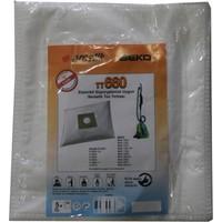 Beko BKS 9545 Elektrikli Süpürgeye Uygun Sentetik Toz Torbası