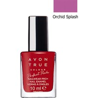 Avon True Colour Oje 10 Ml. Orchid Splash