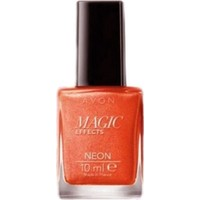 Avon Magic Effect Neon Orange Blaze 10 Ml.