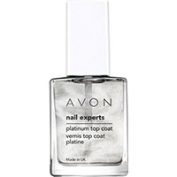 Avon Nail Experts Platinum Tırnak Cilası 10 Ml.