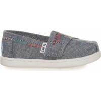 Toms 10009916 Blue Multi Spkle Çocuk Günlük Ayakkabı